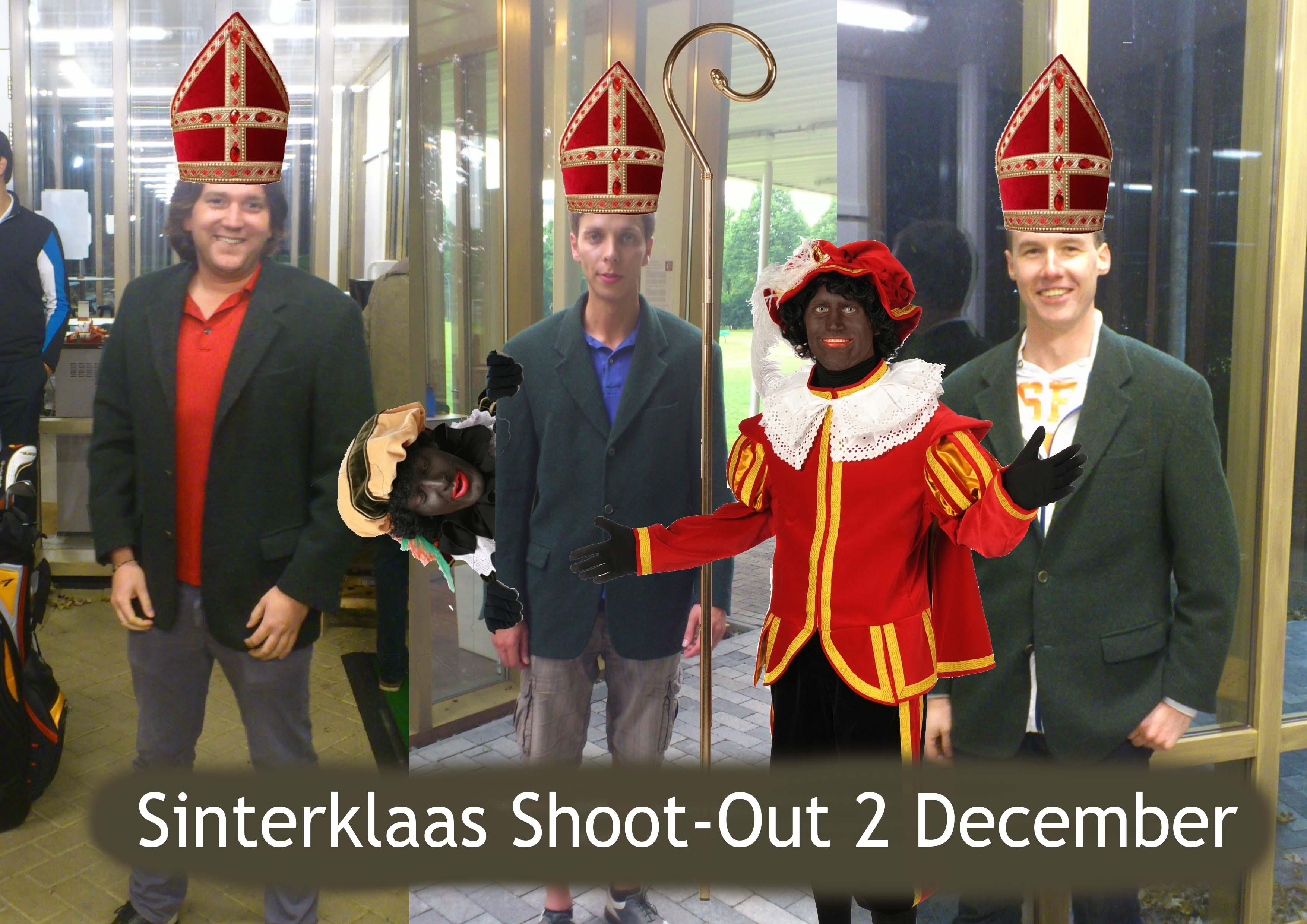 Sinterklaas Shoot-Out 2 December
