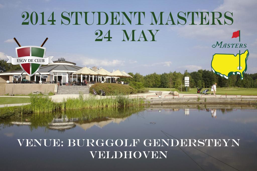 Studentenmasters banner